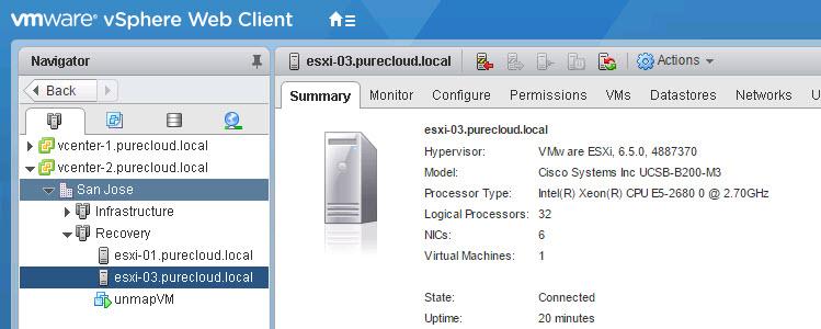 In-Guest UNMAP Fix in ESXi 6 5 Part I: Windows   Cody Hosterman