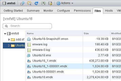 In-Guest UNMAP and VMware Snapshots | Cody Hosterman