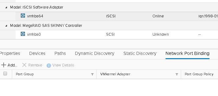 ESXi iSCSI, Multiple Subnets, and Port Binding | Cody Hosterman
