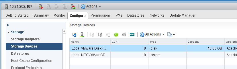 What's New in Core Storage in vSphere 6 7 Part VI: Flat LUN